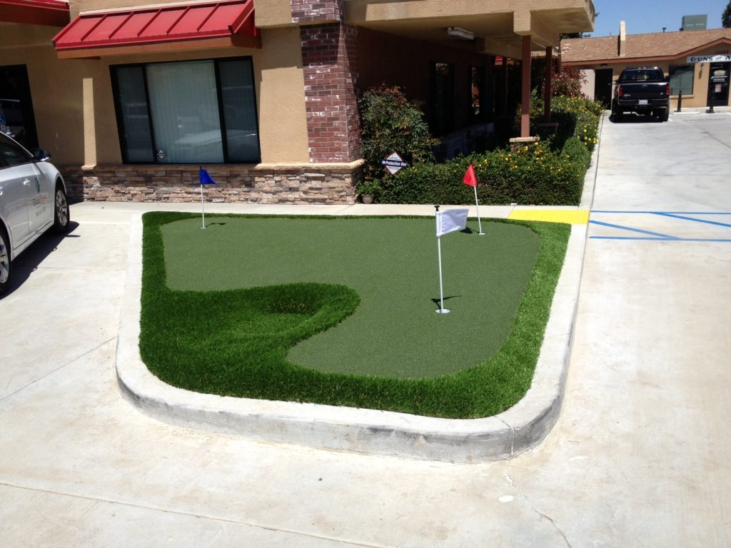 Synthetic Lawn Golf Putting Green Company San Diego, Best Artificial Grass Installation Prices