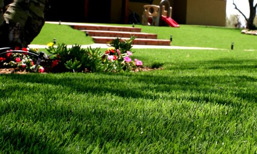 Synthetic Grass Custom Design Company San Diego, Best Custom Artificial Lawn Pricing