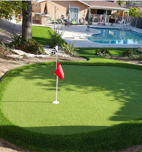 Synthetic Grass Company San Diego, Putting Greens Turf Contractor