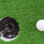 Artificial Turf Golf Greens Installation in San Diego, Putting Greens Turf Company